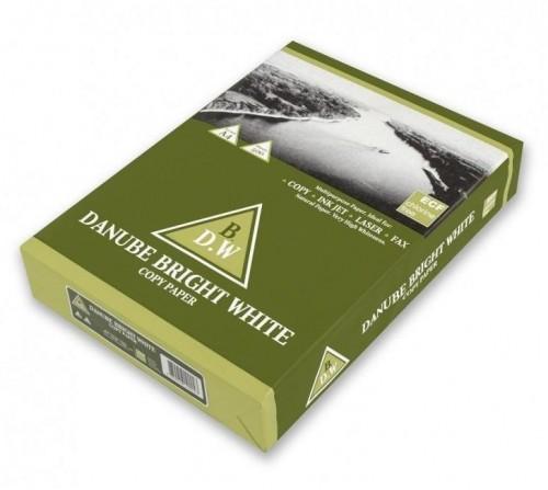 PROXIMA DANUBE KANCELARSKY PAPIER, A4, 80GR, BIELY 500KS/BAL