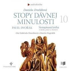 Stopy dávnej minulosti 10 (Nenapísaná kniha) - audiokniha
