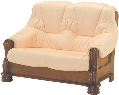 Pyka Kožená sedacia súprava ADAM Prevedenie: 2-sed