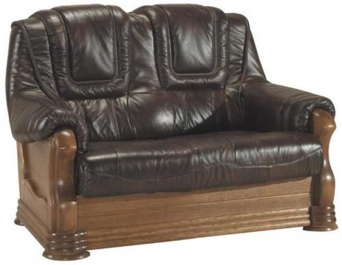 Pyka Kožená sedacia súprava ANETA II Prevedenie: 2-sed