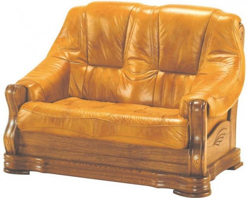 Pyka Kožená sedacia súprava BOZENA Prevedenie: 2-sed