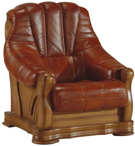 Pyka Kožená sedacia súprava FRYDERYK II Prevedenie: Kreslo