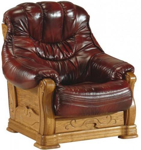 Pyka Kožená sedacia súprava KEVIN Prevedenie: Kreslo