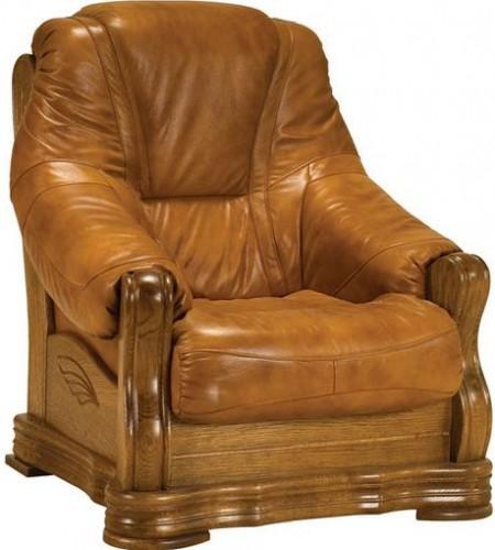 Pyka Kožená sedacia súprava SONIA Prevedenie: Kreslo