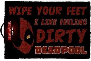 Deadpool - rohožka