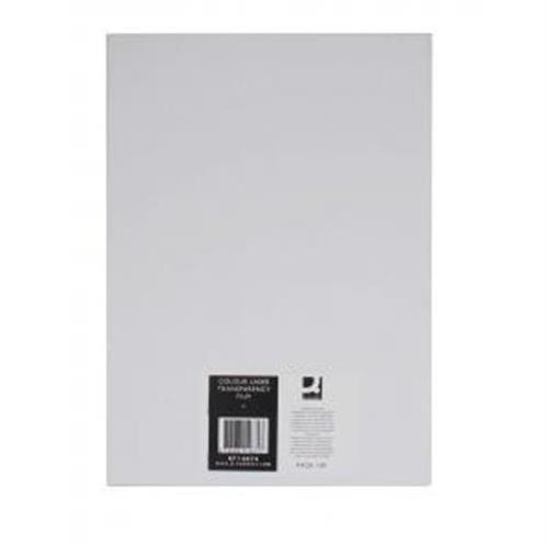 Fólia na spätnú projekciu Q-Connect A3, bal. 100 ks QC014674