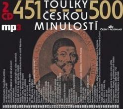 Toulky českou minulostí 451 - 500 CD