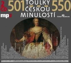 Toulky českou minulostí 501 - 550 CD