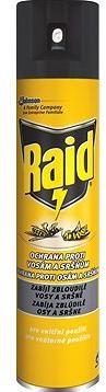 RAID proti vosám a sršňům 300 ml
