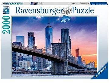 Ravensburger 160112 New York s mrakodrapy