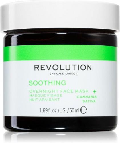 Revolution Skincare Angry Mood antioxidačná chladivá maska na tvár 50 ml
