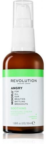 Revolution Skincare Angry Mood ľahký hydratačný krém 50 ml