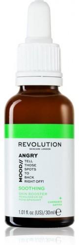 Revolution Skincare Angry Mood osviežujúci a hydratačný booster 30 ml