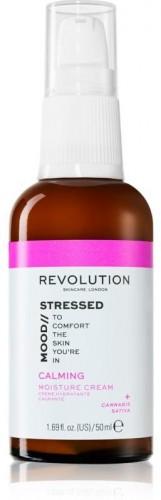 Revolution Skincare Stressed Mood hydratačný a ukľudňujúci krém 50 ml