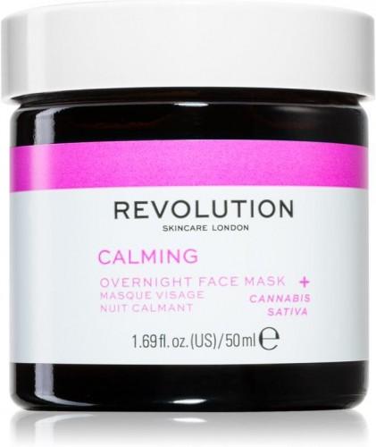 Revolution Skincare Stressed Mood osviežujúca a upokojujúca maska 50 ml