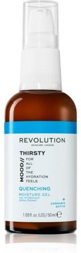 Revolution Skincare Thirsty Mood hĺbkovo hydratačný gél 50 ml