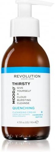 Revolution Skincare Thirsty Mood hydratačný čistiaci krém 140 ml