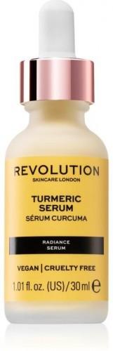 Revolution Skincare Turmeric upokojujúce sérum pre mastnú pleť 30 ml