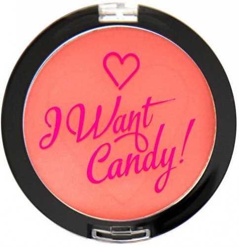 Revolution Tvárenka I Heart Makeup (Blush I Want Candy) 3 g Zářím