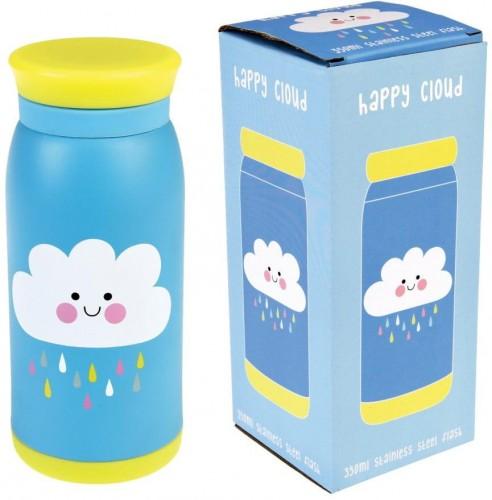 Antikoro fľaša Rex London Happy Cloud, 350 ml