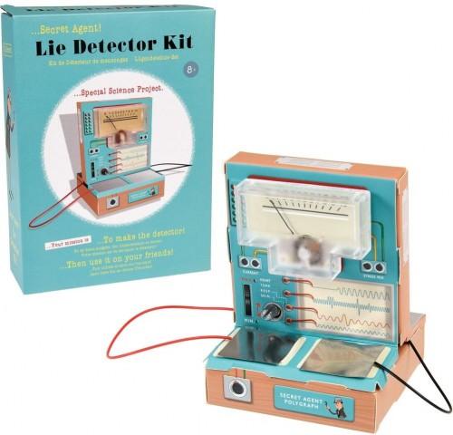 Detský detektor lži Rex London