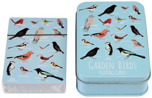 Hracie karty Rex London Garden Birds