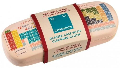 Puzdro na okuliare s handričkou na čistenie Rex London Periodic Table