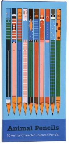 Sada 10 farebných pasteliek Rex London
