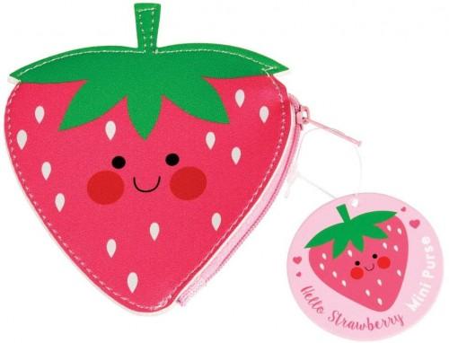 Taštička na drobné Re× London Hello Strawberry