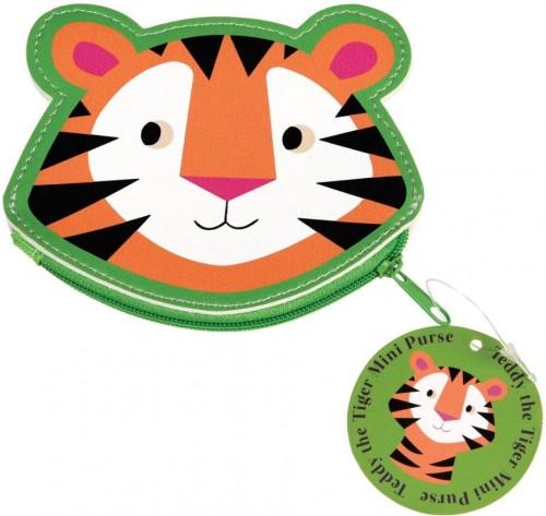 Taštička na drobné Re× London Teddy the Tiger
