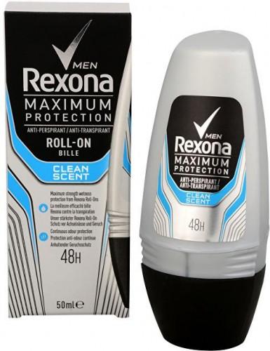 Rexona Guľôčkový antiperspirant Men Clinical Clean Scent 50 ml