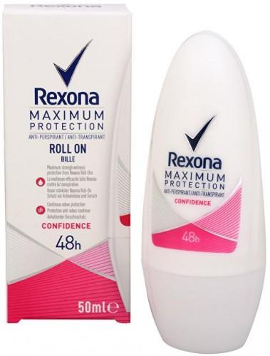 Rexona Maximum Protection Clinical Confidence Antiperspirant roll-on 50 ml