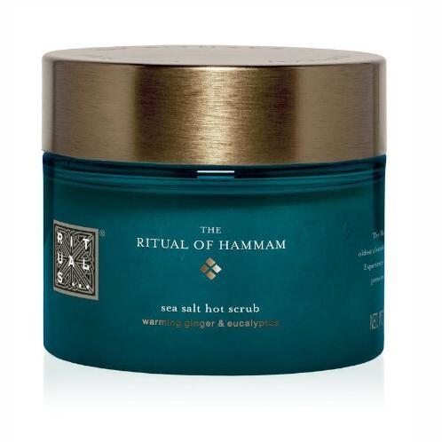 Rituals Tělo vý peeling The Ritual Of Hammam (Sea Salt Hot Scrub) 450 g