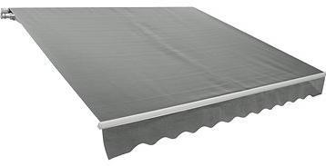 ROJAPLAST Markýza 5 x 3 m šedá