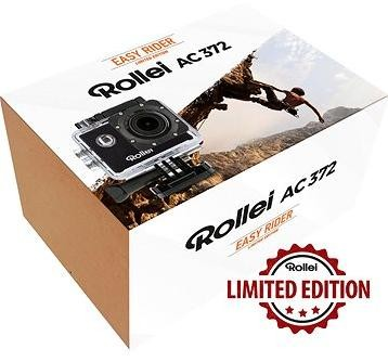 Rollei ActionCam 372 Easy Rider Edition
