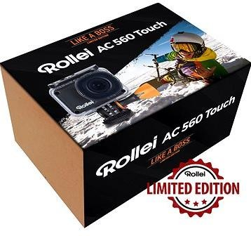 Rollei ActionCam 560 Touch Like A Boss Edition