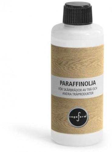 Parafínový olej k ošetrovaniu drevených povrchov Sagaform Clear, 100 ml