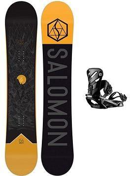 Salomon set SIGHT+RHYTHM