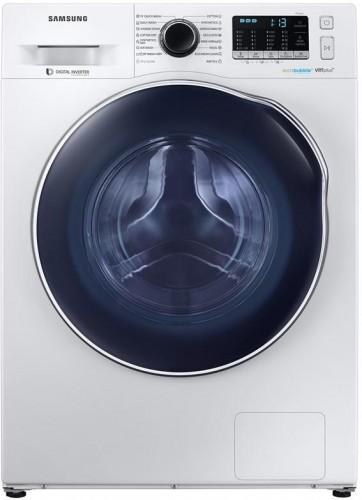 Práčka so sušičkou Samsung Wd80k52e0aw/LE biela