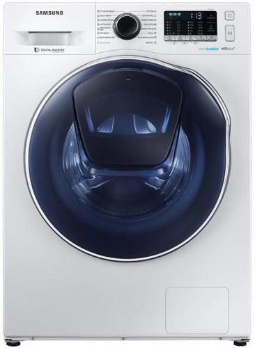 Práčka so sušičkou Samsung Wd80k52e0zw/LE biela