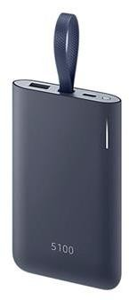 Samsung Powerbank 5100mAh 15W USB-C, Navy EB-PG950CNEGWW