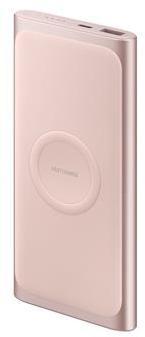 Samsung Powerbanka s bezdrôtovým nabíjaním, ružová EB-U1200CPEGWW