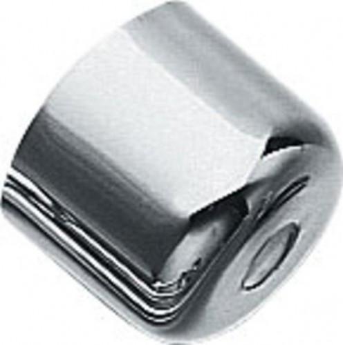 Pisoárová krytka s otvorem, chrom (SAPHOAT92451/434800)