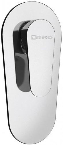 SAPHO - CORNELI podomietková sprchová batéria, 1 výstup, chróm (CE41)