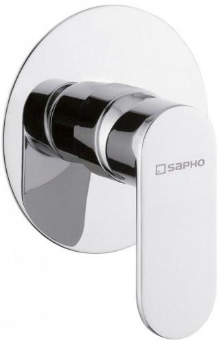 SAPHO - DANDY podomietková sprchová batéria, 1 výstup, chróm (5805X)