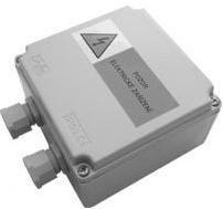 SAPHO - Napájací zdroj pre 1-3 senzorové batérie / sady pre pisoáre, 12V, 50 Hz (PS03T)