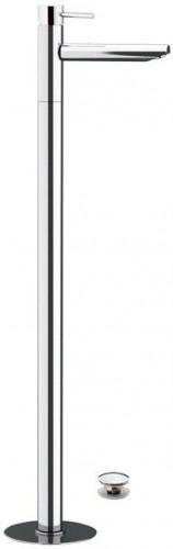 SAPHO - RHAPSODY umývadlová batéria na pripojenie do priestoru, chróm (5516)