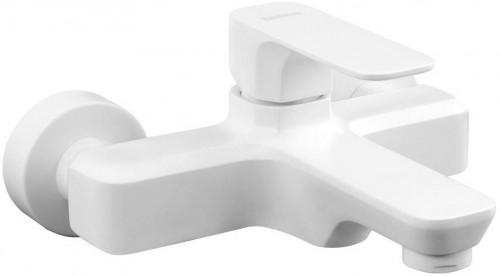 SAPHO - SPY nástenná vaňová batéria, biela matná (PY10/14)