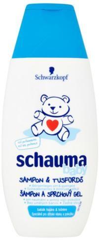 Schauma Šampón a sprchový gél Baby (Shampoo & Shower Gel) 250 ml