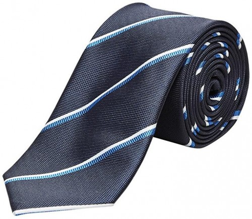 SELECTED HOMME Pánska kravata Victor Tie/Bowtie Box B Dark Navy